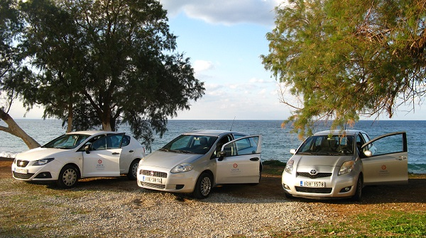 CRETE AUTOMOBILE Car Rental Rehtymno
